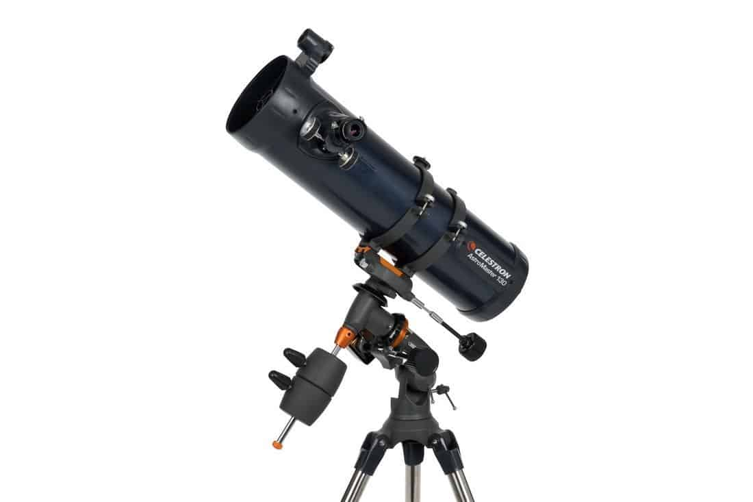 Celestron astromaster eq reflector telescope u