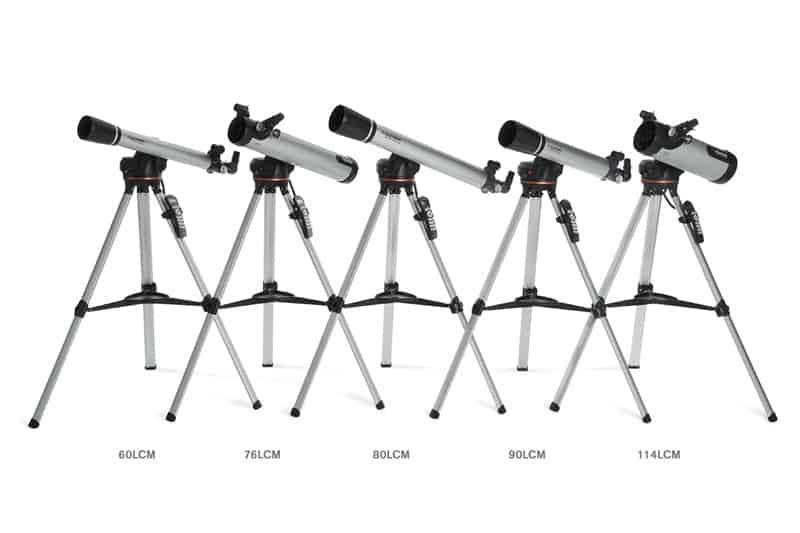 Celestron LCM range of telescopes