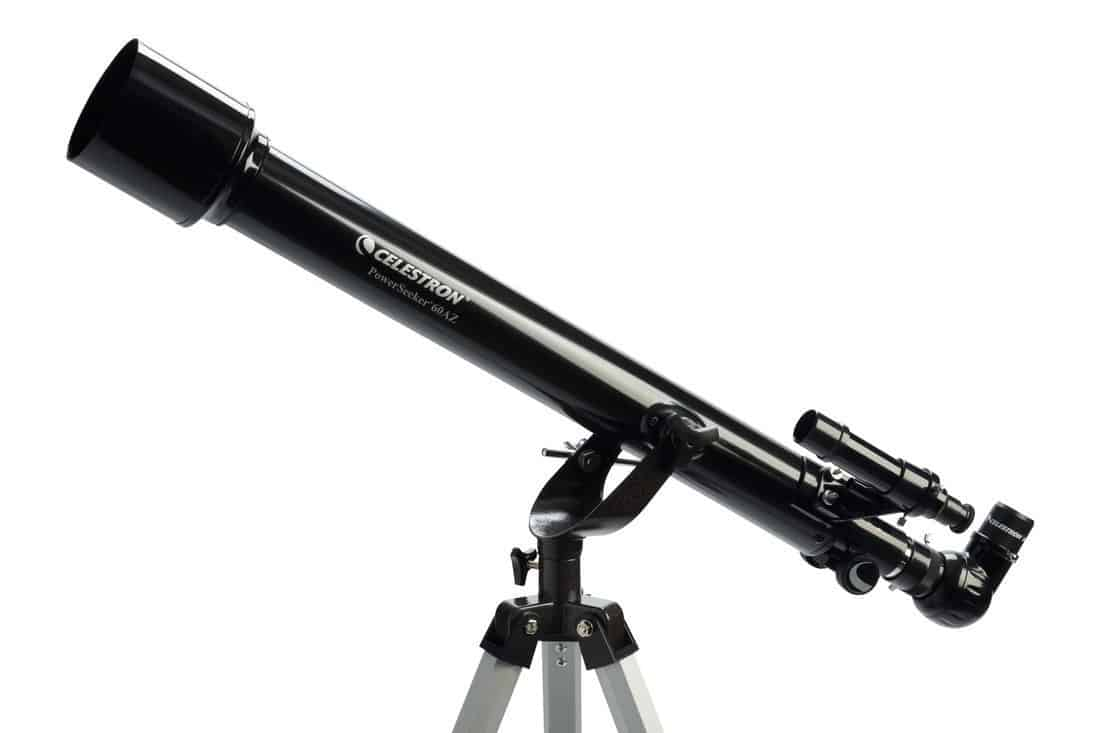 Power seeker eq celestron astronomy telescope in sandbach